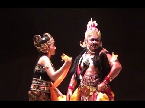 KIPRAH SABRANG - Wayang Orang Humor - Javanese Classical Dance - Balai Budaya Minomartani [HD]