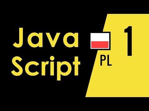Kurs JavaScript odc. 1: Skrypty po stronie klienta - pierwszy projekt, wiedza podstawowa
