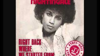 maxine nightingale - right back to where we started from extended version by fggk