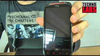 Techno-Labs - HTC Sensation XE Unboxing.wmv
