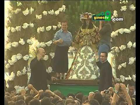 Traslado de la Virgen del Rocío a Almonte 2012 (vídeo completo)