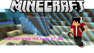 THE 100% PROTECTED HOUSE | Past the end of Minecraft