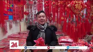 Đi chợ Tết tại Trung Quốc | VTV24