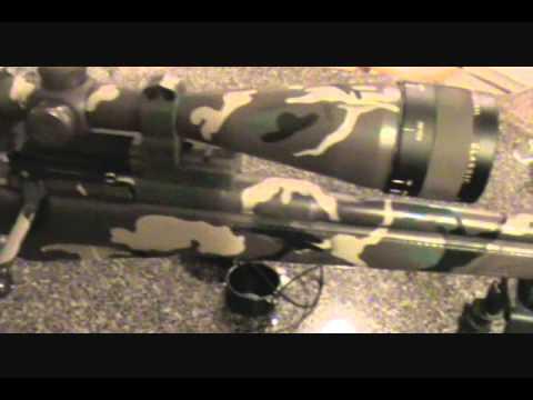 Mosin Nagant Custom Sniper Rifle
