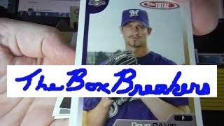 Opening Topps Baseball Cards 2005 Unboxing Baseball Cards Live on the Box Breakers