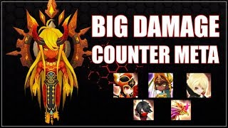 Why Tesarion is the BEST Ifrit in the Meta and How to Build? | Summoners War RTA