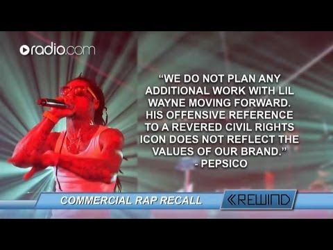 Lil Wayne Dropped From Mountain Dew Endorsement Over Rap Lyrics - Rewind Urban (05-07-13)