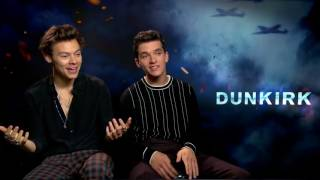 Harry Styles 'walks out' of Interview! - DUNKIRK