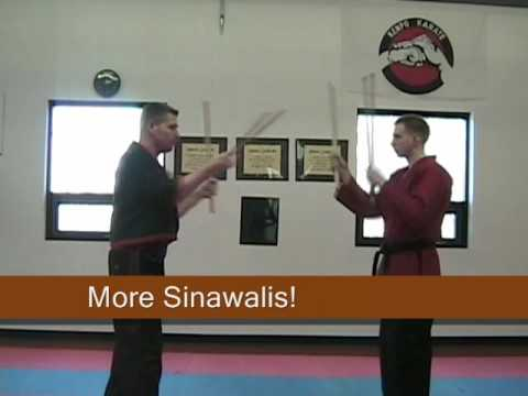 Modern Arnis First Brown YouTube Promotion.wmv Image 1