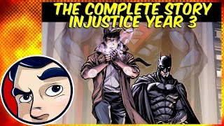 Injustices Among Us Year 3 Vol 1 (John Constantine) - Complete Story