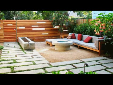 55+ Front Yard and Backyard Landscaping Ideas