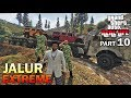 SULTAN OFFROAD Angkut Mobil Hummer - REAL LIFE MOD GTA 5