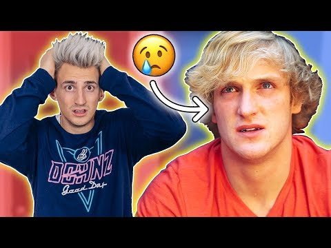 I MADE LOGAN PAUL CRY! *Challenge Gone Wrong*