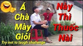 Xem Là Cười | Phiên Bản Việt Nam - Nhí - Must Watch New Funny😂 😂Comedy Videos-Episode8 -Thực Vlogs