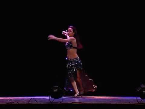 Modern Belly Dance by Yana