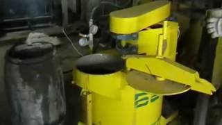 Установка для производства пенобетона БАС-130