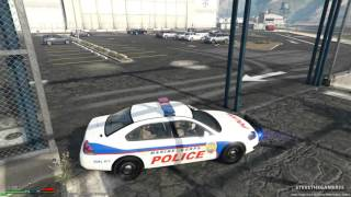 GTA 5 LSPDFR EP #32 - ARMY PATROL (GTA 5 PC POLICE MODS)