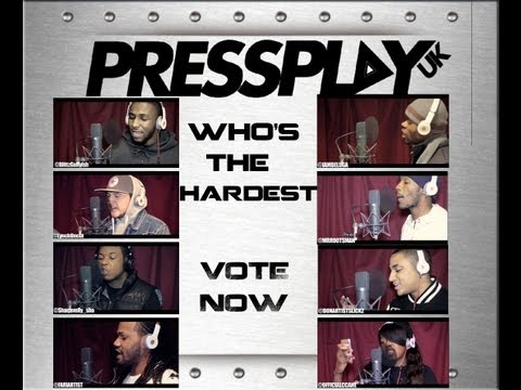 Whos The Hardest: Beluga Ice,Shaqavelly,Blittz Gullyish,J Lynch,Rootsman,Don Slickz,C Cane,Fari[EP2]