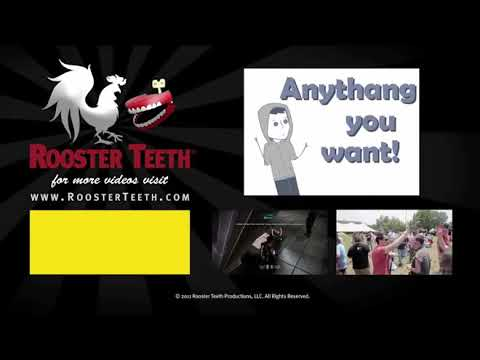 Rooster Teeth Animated Adventures - An Internet Conversation