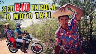 Seu Biu Enrola o Moto Táxi