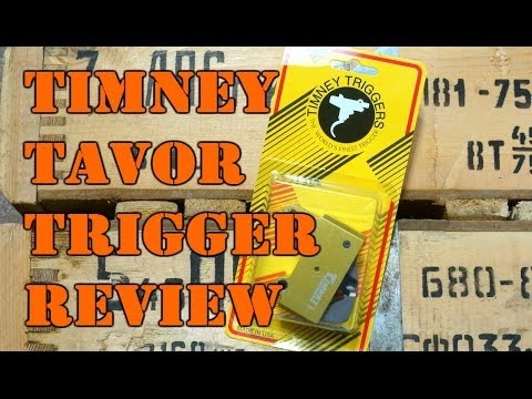 Gear Review: Timney Tavor Trigger