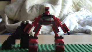 Big Red The Dancing Robot
