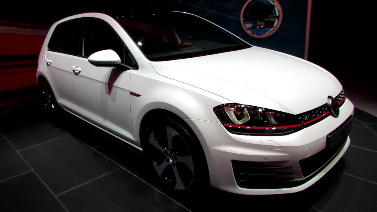 2015 Volkswagen Golf R York >> 2015 Volkswagen Golf GTI - Exterior and Interior Walkaround - 2013 LA Auto Show - YouTube