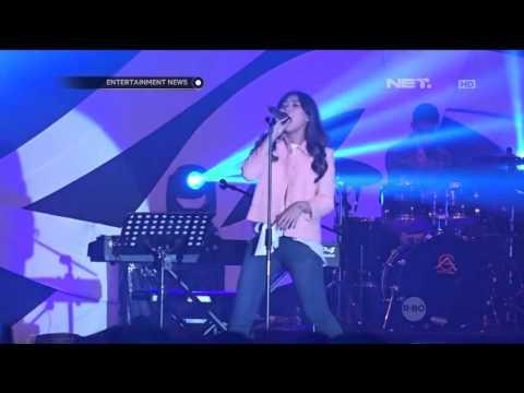 download lagu Isyana Sarasvati Jatuh Di Konser 30 Tahu gratis