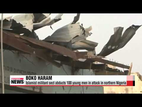 Boko Haram abducts 100 young men
