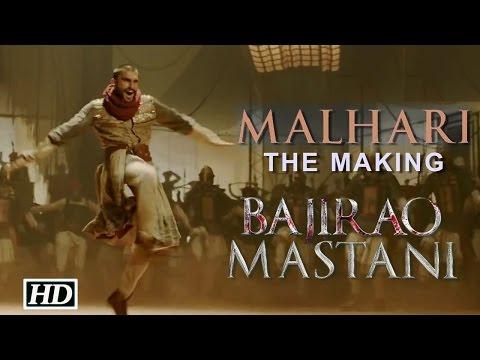 bajirao mastani malhari song 320kbps