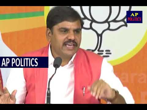 BJP Vishnu Vardhan Reddy Fires on Chandrababu Naidu Corruption   CAG   BJP Vs TDP AP Politics