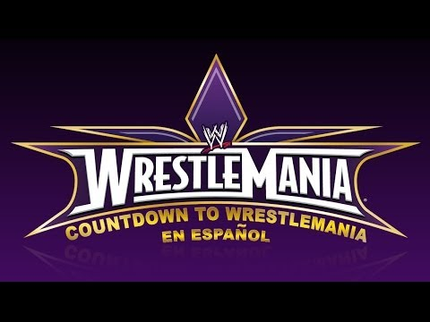 Countdown To Wrestlemania En Español video