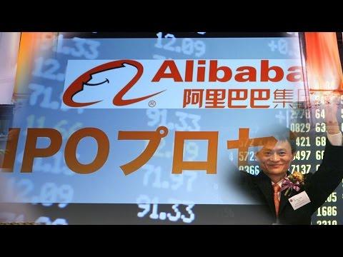 IPO Alibaba Sukses Besar, Jack Ma Orang Terkaya Di Tiongkok, Vibiz Media 25 September 2014