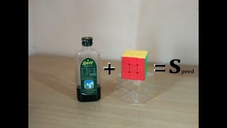 How to LUBE a Rubik's Cube | In Hindi