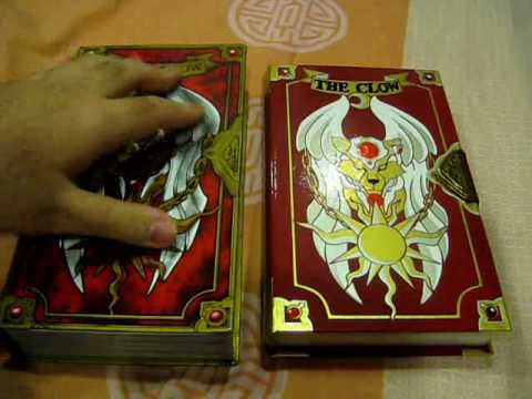 ARR - Bandai's Official Cardcaptor Sakura Clow Book and Card Set Replica Review