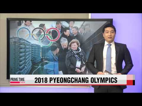 IOC Coordination Commission in Korea to inspect PyeongChang Olympics progress