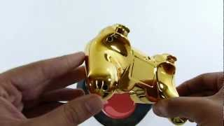 PS3 GOLD EDITION - LiMiTED SERIES - PS3 Controllers | HG Arts Modz