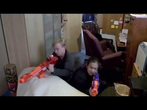 Nerf War: The Zing Assassin video