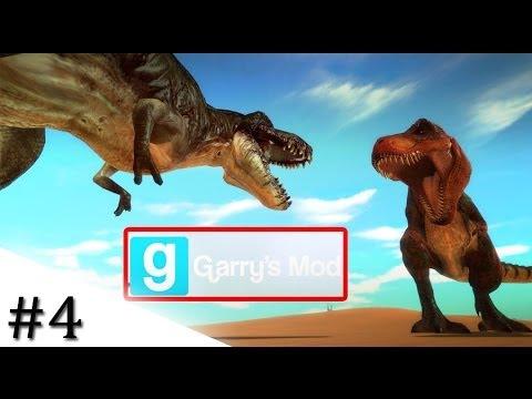 Garry's Mod: Dinosaurs!   #4