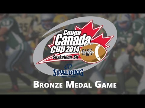 Football Canada Cup - Bronze Medal Game