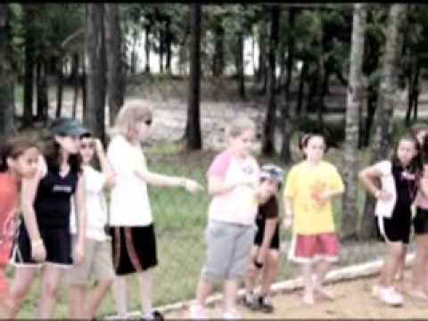 Preteen Fire Up Camp - Monday - 2007 video