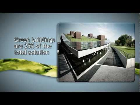 New Green Building Book Measures Sustainability of World's Greenest Buildings