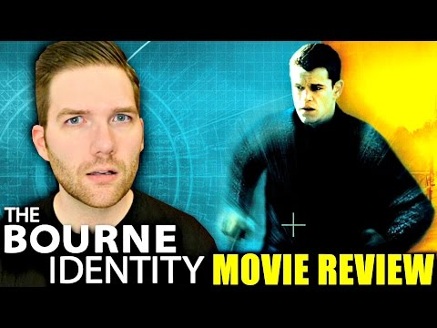 The Bourne Identity - Movie Review