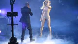 Beyonce Video - Beyoncé feat. Jay Z - Drunk In Love (Live @ The 02 Arena - March 02, 2014) GOOD ANGLE!