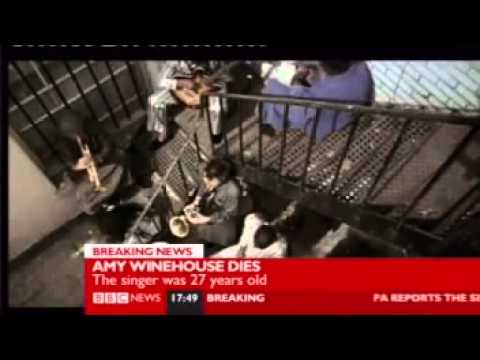Amy Winehouse dies at 27 update!