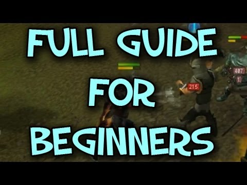 Runescape FULL Evolution of Combat Guide for Beginners | By Anarchy Time