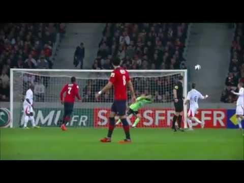 Superbe But de Florent Balmont (2-0) Lille - Nîmes (Coupe de France 1/32) Résultat Match 3-2 Pour Lille.