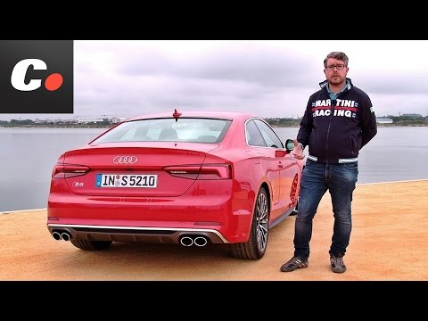 Audi A5 / S5 Coupé 2016 | Primera Prueba / Test / Review | Contacto | coches.net