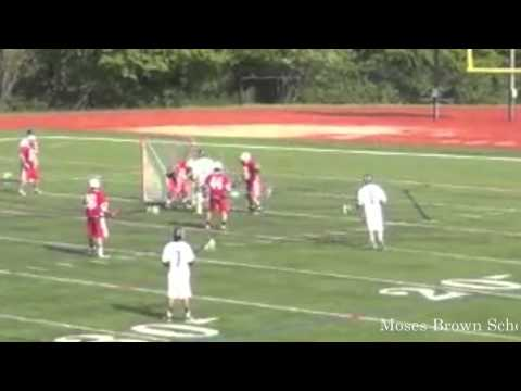 Stephen DeLeo 2015 Attack • Sophomore Yr (2013) Moses Brown School
