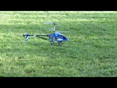 Syma S33 2.4g Remote Control Helicopter First Flight